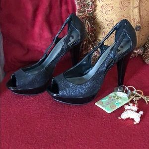Chaussures plates pailletées Esther DOrsayJimmy Choo London MJo29dEKrF